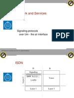 Signaling Protocols Over Air-Interface