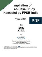 Exam 5 CaseStudy 2008