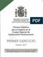 061013 Examen Cuerpo Especial 2013
