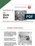 Indians in World War