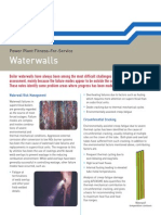 SES Boiler Waterwalls