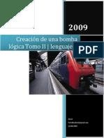 Creación de una bomba lógica Tomo II