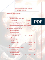 Rancangan anggaran Biaya