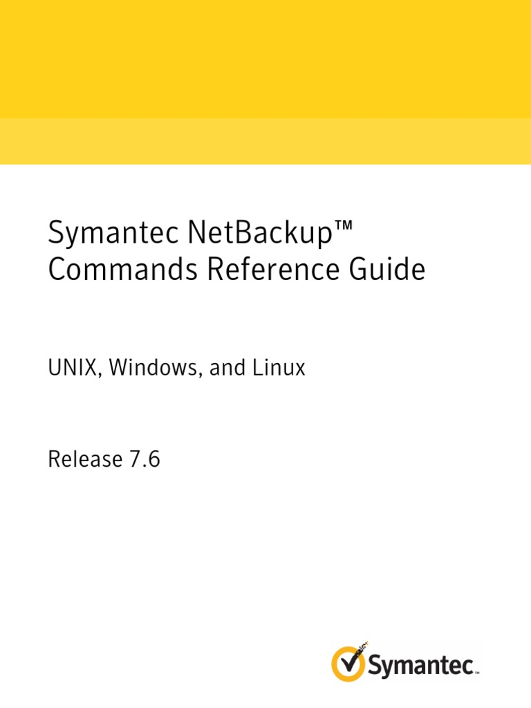 netbackup client