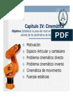 Robotica-CINEMATICA