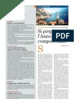 """Ano Jubilar de Santiago de Compostela 2010 em Itália já se prepara- """"La Voce del Popolo"""" Diocese de Brescia"""