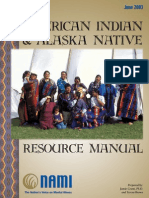 American Indian & Alaska Native Resouce Manual