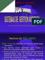ISO 14001 - Sesión 1