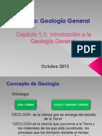 C2 Geología General