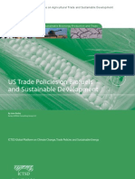 US Trade Policies on Biofuels and Sustainable Development