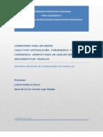 Congruencia, coherencia, secuencia y articulación_LEIP