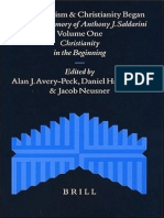 Alan J. Avery-Peck Et Al (Eds.) - When Judaism and Christianity Began