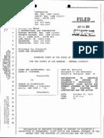 175297873 DeCrescenzo vs Scientology Christie Collbran Declaration Ocr