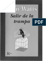 Watts - Salir de La Trampa