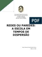 Redes Ou Paredes - Resenha Roberta