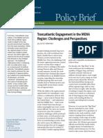 Transatlantic Engagement in the MENA Region