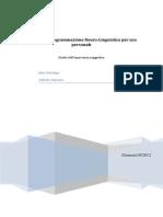 Manuale Online. Programmazione Neuro-linguistica Per Uso Personale