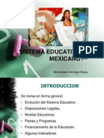 Sistema Educativo Mexicano4827