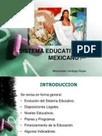 Sistema Educativo Mexicano4827