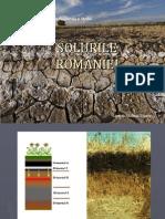 Solurile Romaniei