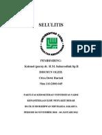 Cover Selulitis