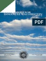 Festschrift for i.w..2 PDF