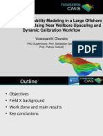 Improving Permeability Modeling in a Large Offshore Carbonate Field Using Near Wellbore Upscalling and Dynamic Calibration Workflow.
