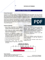 Petrotac EP Premium Pds 9.09