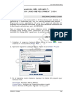 Manual AutoCAD Land 2004
