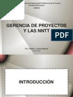 Gerencia de Proyectos y Las Nntt