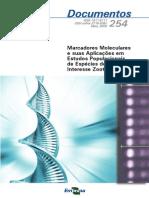 Marcadores Moleculares e Suas Aplicacoes Em Estudos Populacionais de Especies de Interesse Zootecnico