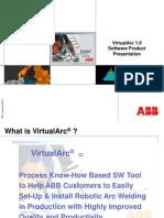 VirtualArc General Presentation 040209