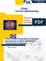 Calculating Earthworks | Concrete | Topsoil