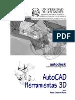 Manual Acad 3D