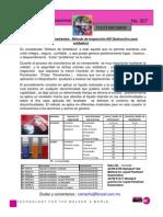 7. Líquidos Penetrantes , Método de Inspección NO Destructivo para