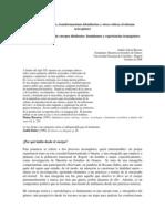 Hormonas Tacones Trasformaciones Identitarias Sexo Genero - Colombia - Andres Garcia