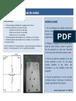 04 TP 2 - Confección de maqueta - TP sutura