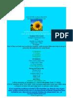 Newsletter Aug