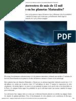 ¿Antiguos extraterrestres de más de 12 mil millones de años en los planetas Matusalén_ _ Pijamasu