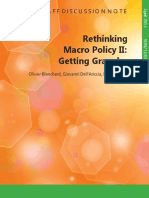 Rethinking Macroeconomic Policy II_ Getting Granular