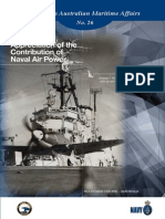 A Historical Appreciation of the Contribution of Naval Air Power