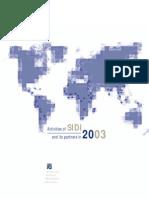 Annual Report 2003