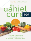 The Daniel Cure by Susan Gregory and Richard J. Bloomer Sampler