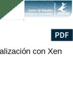 Virtualización con Xen