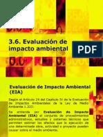Evaluación de Impacto Ambiental _  FA, Categorías de EIA, EEIA, DIA