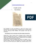 Evangelhos Apócrifos - Maria Madalena.doc