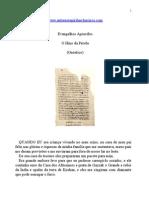 Evangelhos Apócrifos - O Hino da Pérola.doc