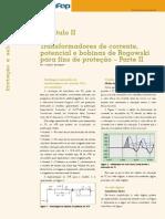 o setor eletrico - TCs, TPs e bobinas de rogoeski para proteção.pdf