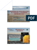 Apoyo Aula Palencia 2013