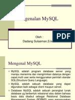 10 Pengenalan MySQL